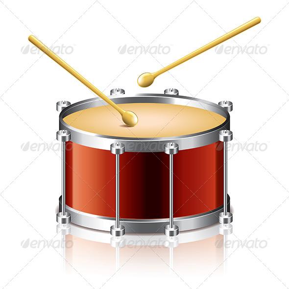 Bass Drum - Miscellaneous Vectors