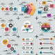 Set Of 9 Flat Infographic Options Templates - GraphicRiver Item for Sale