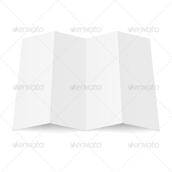 Blank Booklet - Miscellaneous Vectors