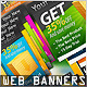 Web Marketing Banner Ads - GraphicRiver Item for Sale