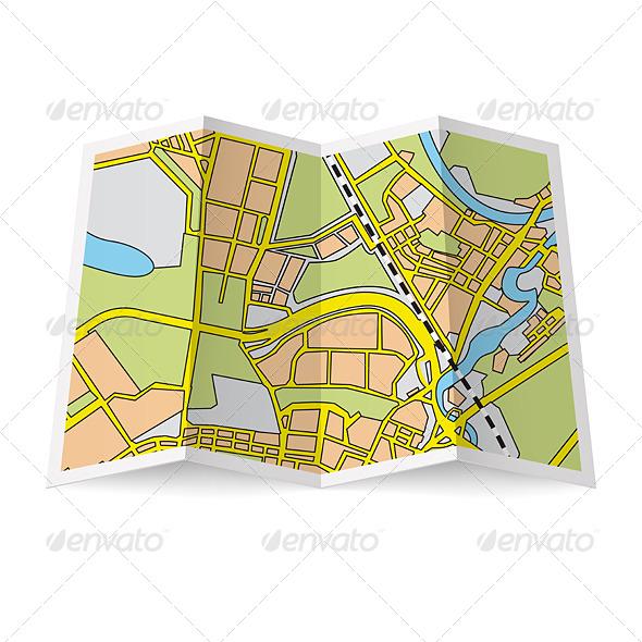 Map Booklet - Miscellaneous Vectors