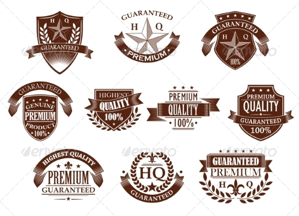 Premium and Highest Quality Guaranteed Labels - Retail Commercial / Shopping