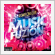 Music Fusion CD Cover - GraphicRiver Item for Sale