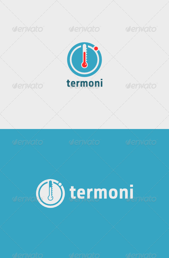 Termoni Logo - Objects Logo Templates