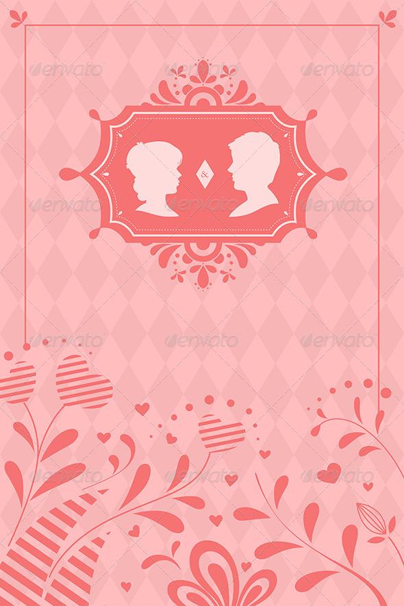 Wedding Invitation  - Weddings Seasons/Holidays