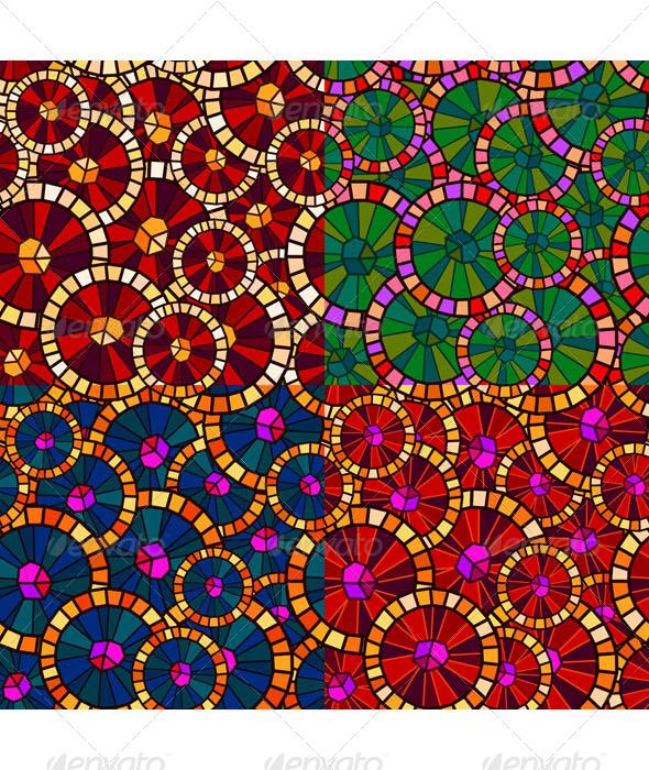 Circular Pattern - Patterns Decorative
