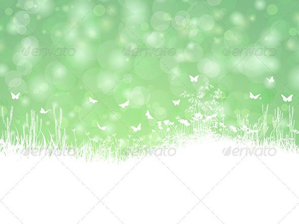 Spring Landscape - Landscapes Nature