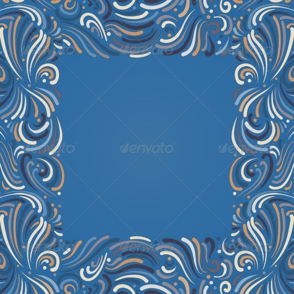 Background with Abstract Pattern - Backgrounds Decorative