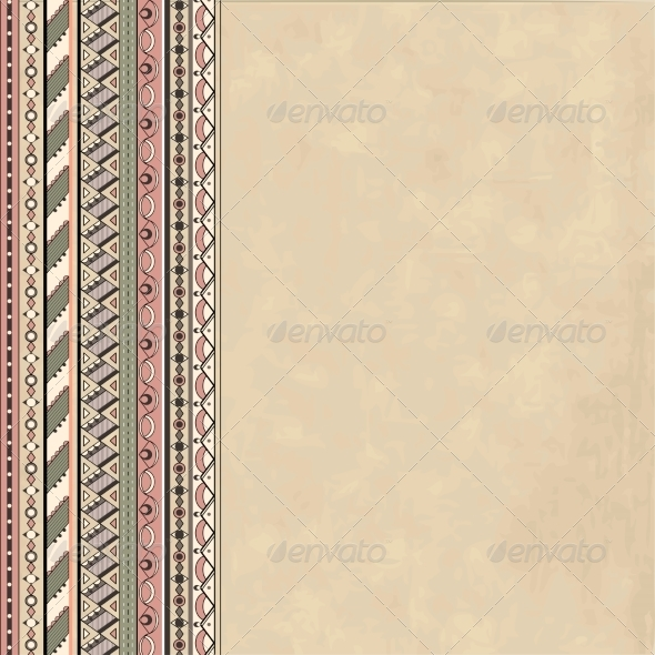 Background with Abstract Geometric Pattern - Backgrounds Decorative