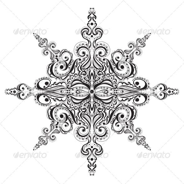 Ornament - Decorative Symbols Decorative