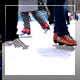 People Ice Skating - VideoHive Item for Sale