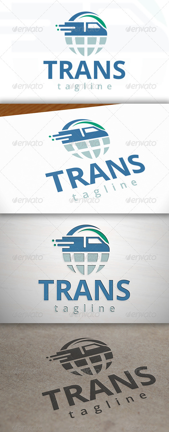 Transport World Logo - Symbols Logo Templates