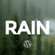 RAIN - Responsive WordPress Theme - ThemeForest Item for Sale