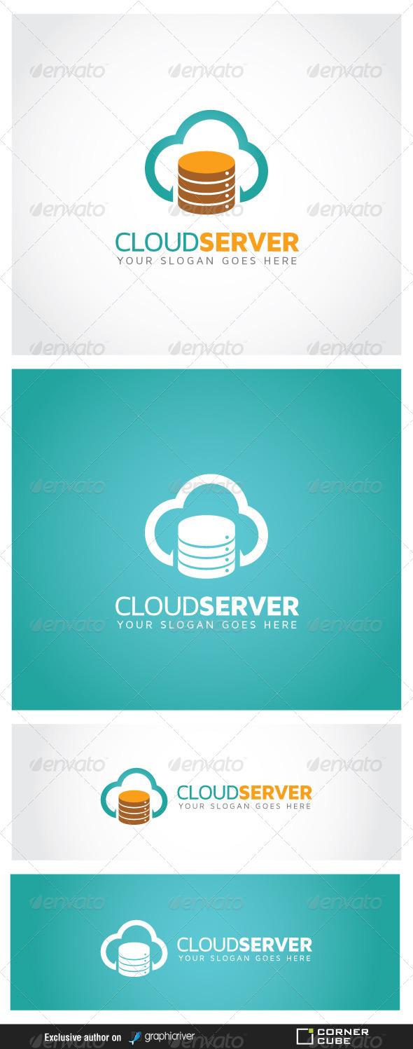 Cloud Server Logo - Logo Templates