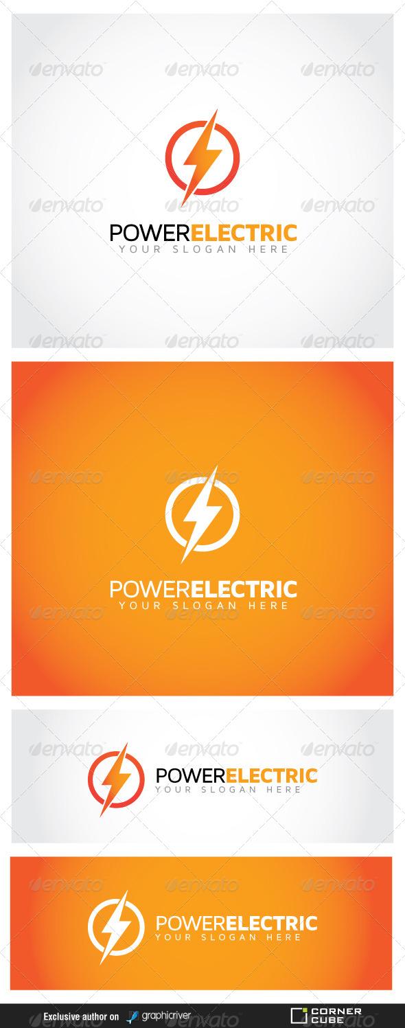 Power Electric Logo - Logo Templates