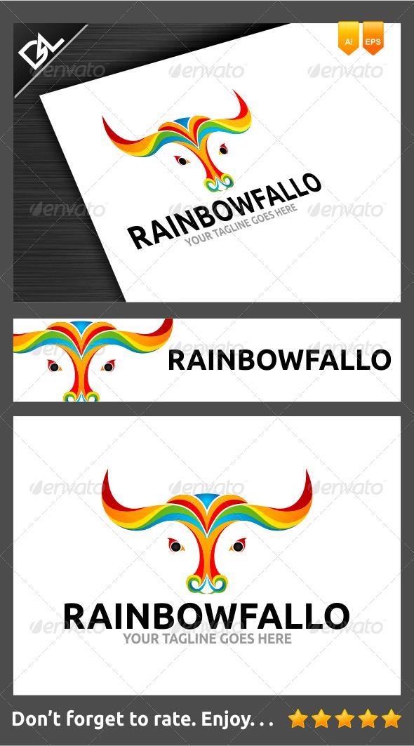 Rainbowfallo - Animals Logo Templates