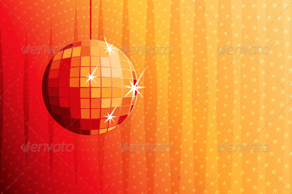 Disco Ball - Objects Vectors