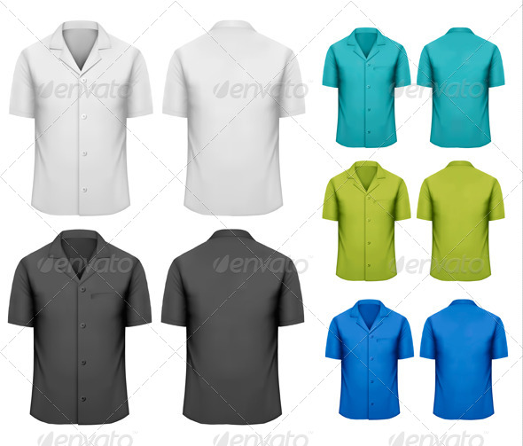 Colorful Work Clothes - Commercial / Shopping Conceptual