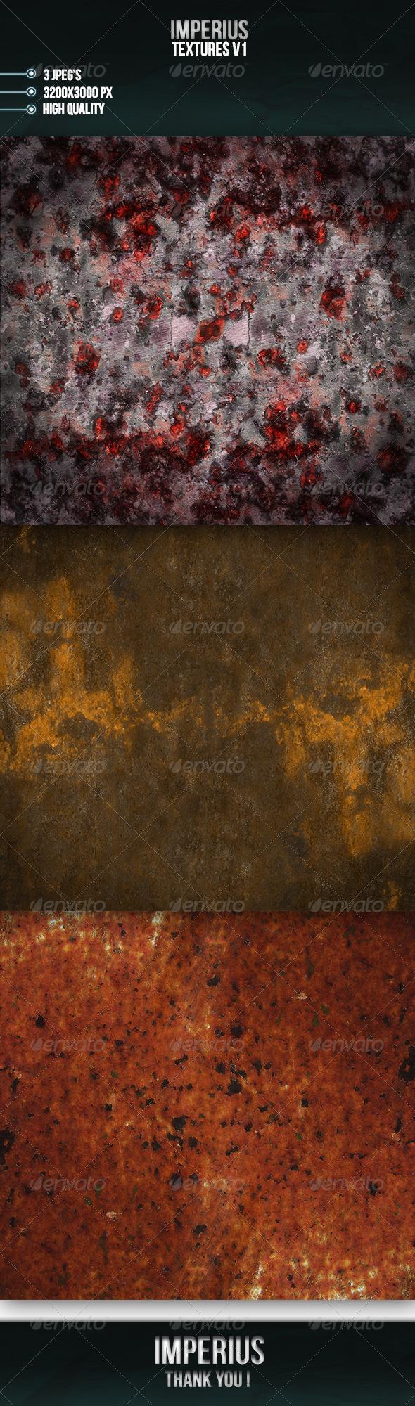 Textures V1 - Textures