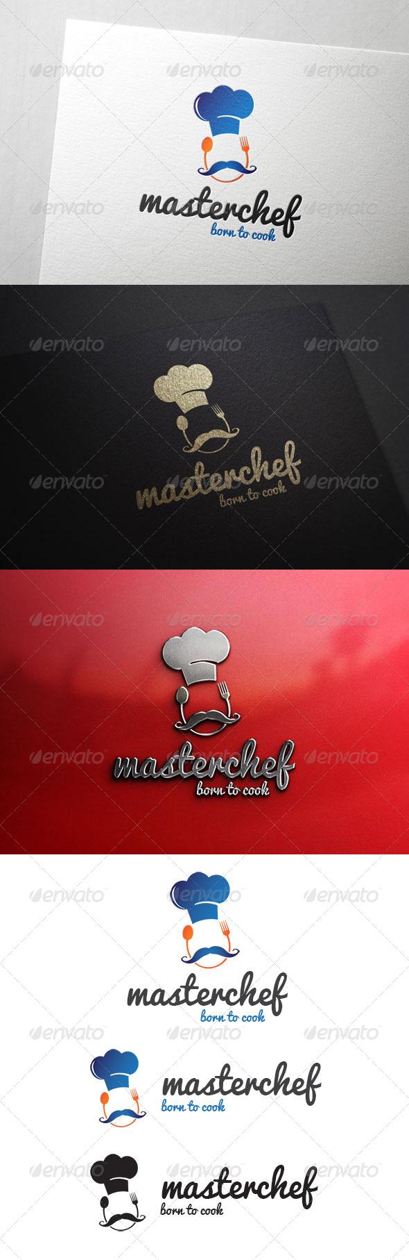 Masterchef Logo - Food Logo Templates