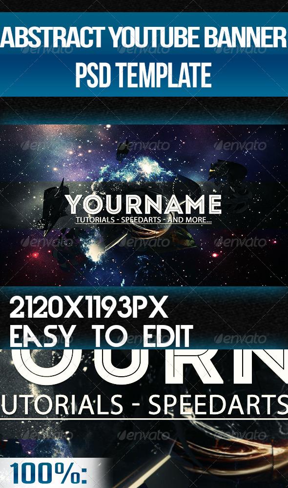 Nebula - YouTube One Channel Design Banner - YouTube Social Media