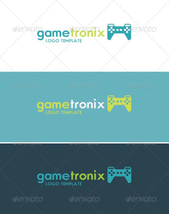 Gametronix Logo