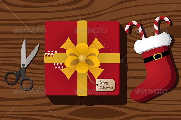 Christmas Present - Christmas Seasons/Holidays