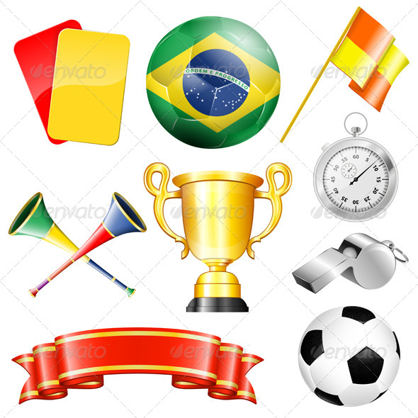 Soccer - Sports/Activity Conceptual