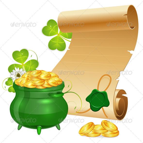 St. Patrick Day - Miscellaneous Seasons/Holidays