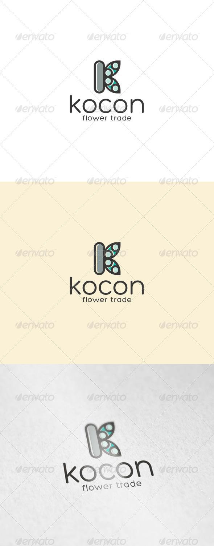 Kocon logo - Letters Logo Templates