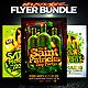 St Patricks Day Flyer Bundle - GraphicRiver Item for Sale