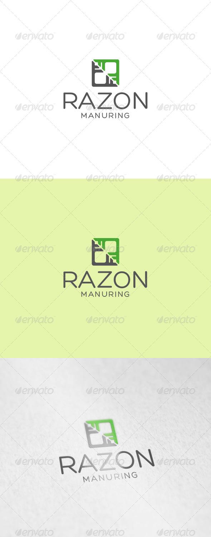 Razon Logo - Abstract Logo Templates