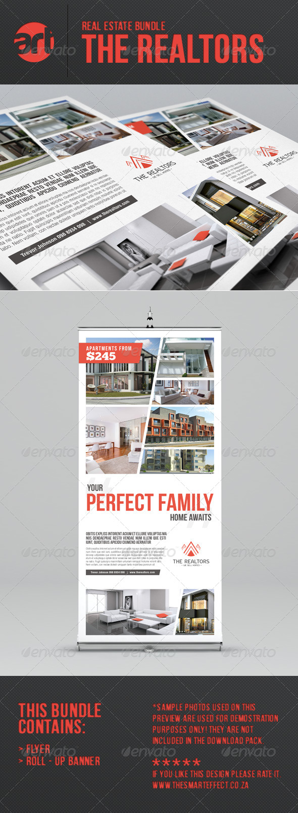 The Realtors Bundle - Print Templates