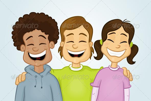 Teenagers - People Characters