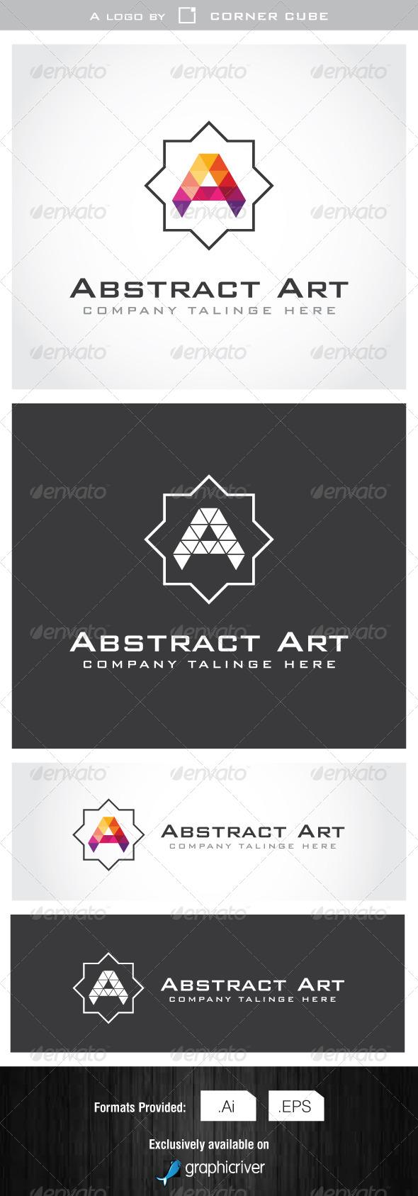 Abstract Art Logo - Logo Templates