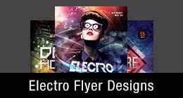 * Electro Flyer Templates