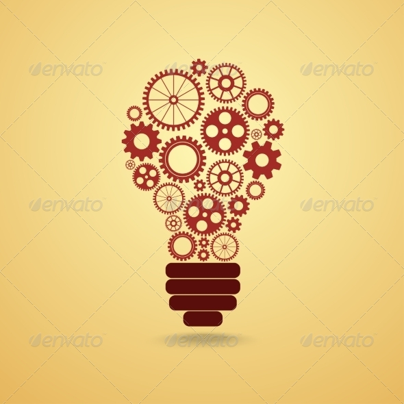 light bulb - Concepts Business