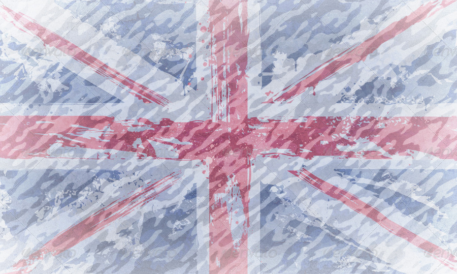 Grunge british american and canadian flags by toivo media flag light 3g toneelgroepblik Choice Image