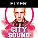 City Sound | Flyer Template