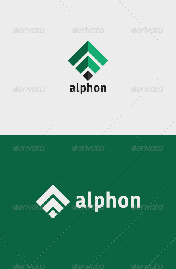 Alphon Logo - Vector Abstract
