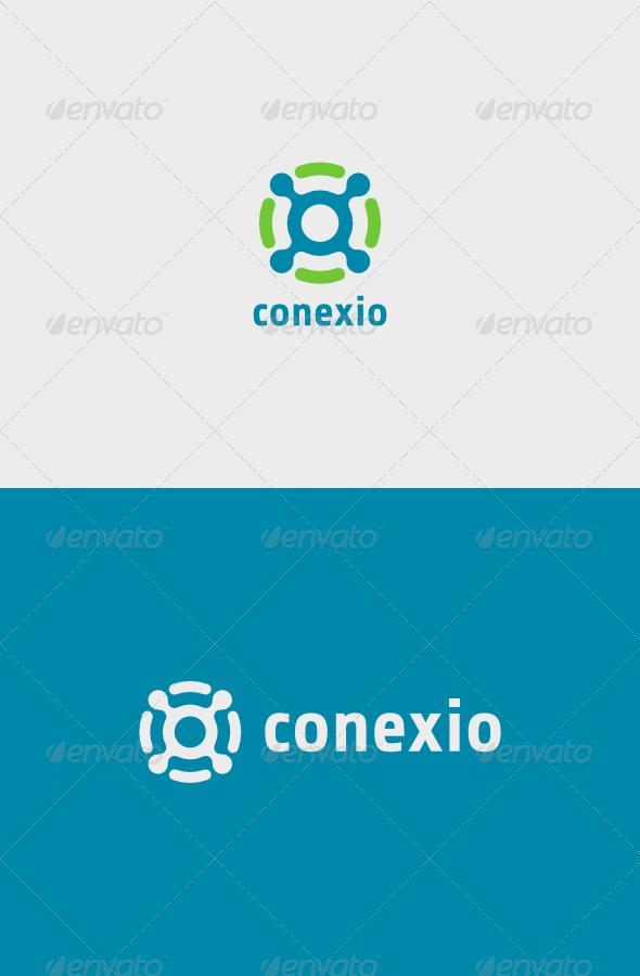Conexio Logo - Abstract Logo Templates