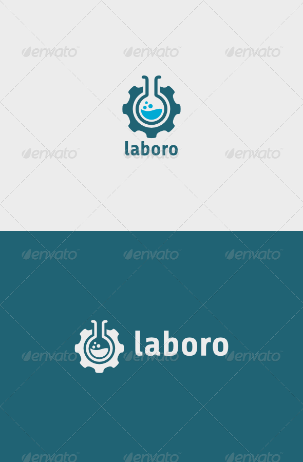 Laboro Logo - Objects Logo Templates