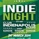 Indie Party Flyer/Poster - GraphicRiver Item for Sale