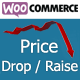 WooCommerce Drop / Raise Prices - CodeCanyon Item for Sale