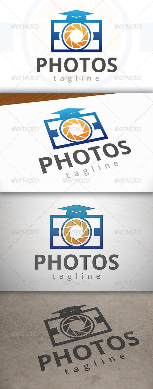 Photo School Logo - Objects Logo Templates