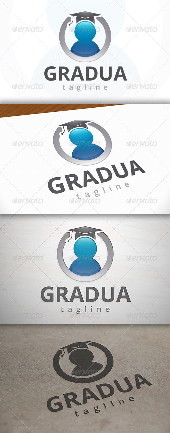 Education Logo - Humans Logo Templates