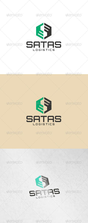Satas Logo - Letters Logo Templates