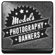 Models Photography Banners - GraphicRiver Item for Sale