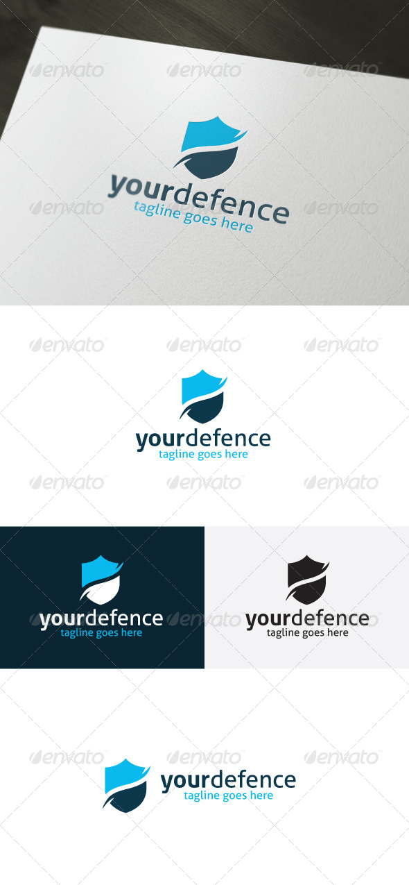 Your Defence Logo - Logo Templates