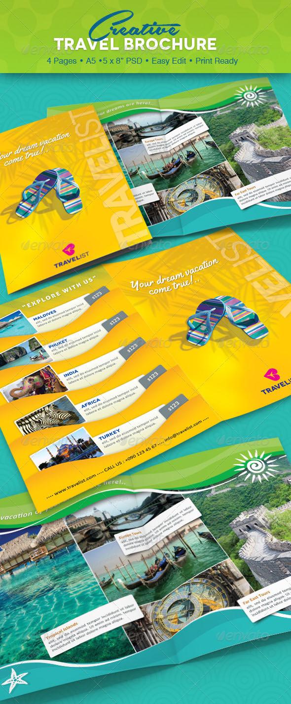 Travel Brochure - Corporate Brochures